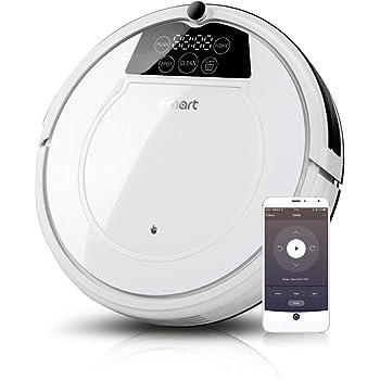 InLife EUi7 - Robot Aspirador Carga Automática, Control Remoto ...
