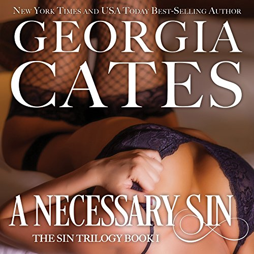 A Necessary Sin audiobook cover art