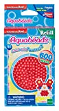 Aquabeads - 32508 - Pack abalorios sólidos Rojo