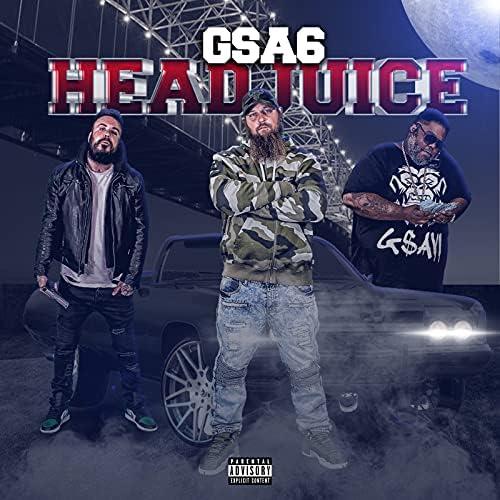 GSA6 feat. ROO G, JAE Michael & Big Smoove