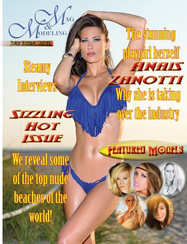 M & M Modeling Mag Extended Swimsuit Issue (M & M Modeling Magazine Book 3)