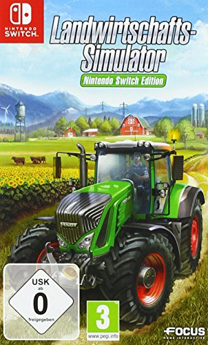 Landwirtschafts-Simulator - Nintendo Switch