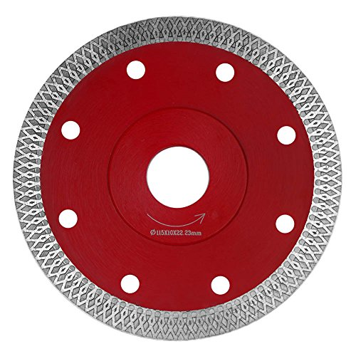 GoYonder 4.5 Super Thin Diamond Ceramic Saw Blade Porcelain Cutting Blade for Cutting Ceramic Or Porcelain Tile
