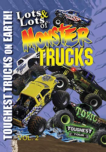Lots & Lots of Monster Trucks V2 [Import USA Zone 1]