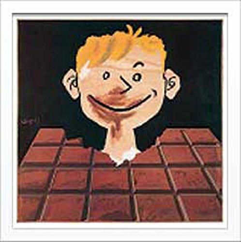 JIG アートフレーム レイモンド サヴィニャック Chocolat ZRS-51328