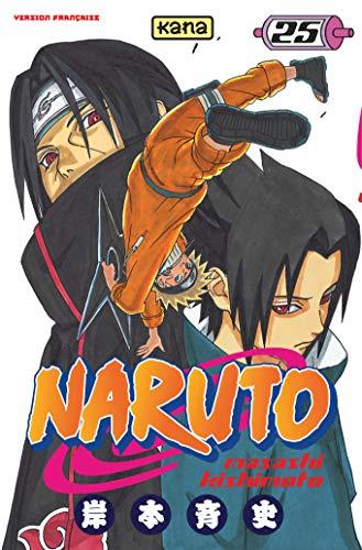 Naruto, tome 25