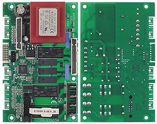 Colged 915211 Platine pour lave-vaisselle Steeltech-360, Steeltech-361, largeur 85 mm, longueur 135 mm