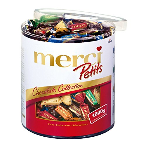 Merci Petits Chocolate Collection, 7 varietà – 1000 gr