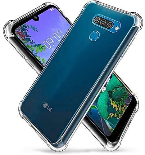 Capa Anti Shock Case LG K40S Transparente Bordas Reforçadas