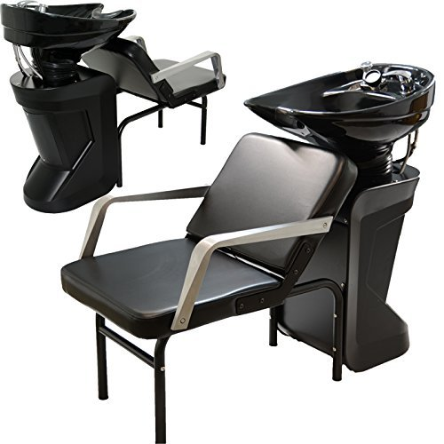 CERAMIC Adjustable Freestanding Shampoo Bowl