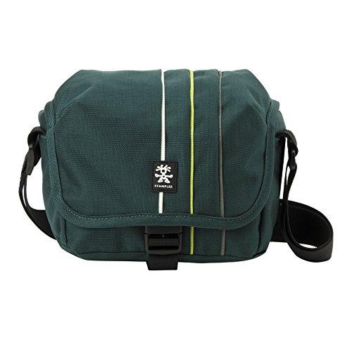 Crumpler Jackpack 1500 DSLR Foto Umhängetasche 1500 Vert Pétrole