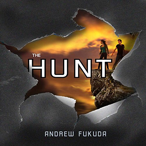 The Hunt audiobook cover art