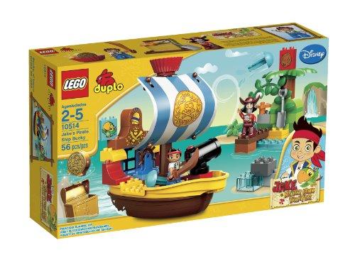 Barco pirata de Neverland Disney y Jake (Jap?n importaci?n / El paquete y el manual est?n escritos en japon?s)