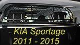 ERGOTECH Trennnetz/Hundenetz RDA65-XS8 kki019, für Hunde und Gepäck. Sicher, komfortabel für Ihren Hund, garantiert!