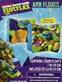 5Star-TD TMNT: Teenage Mutant Ninja Turtle Set of 2 Swimming Pool Arm Floats