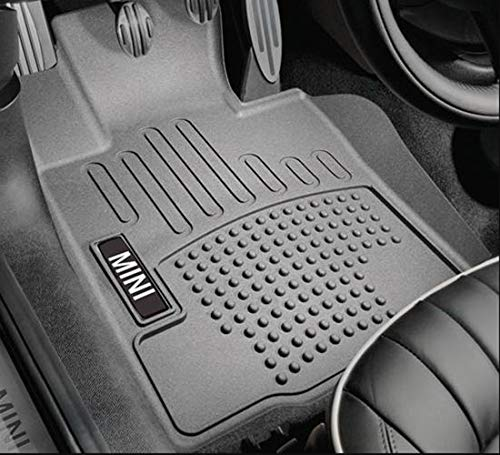 MINI 82112290532 All Weather Floor Liners for R60 Countryman & R61 Paceman (Set of 2 Front Liners)