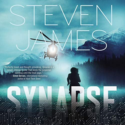Synapse audiobook cover art