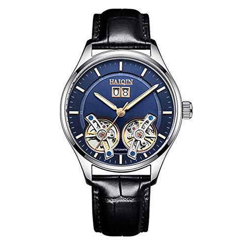 Relojes para Hombre Relojes para Hombre Relojes Deportivos automáticos mecánicos de Lujo de primeras Marcas para Hombre Reloj Deportivo Tourbillon Reloj Hombres 2020