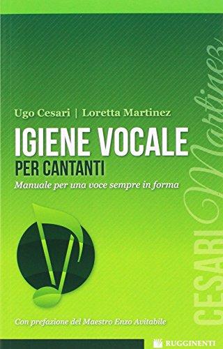 Igiene vocale per cantanti