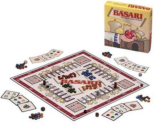 Basari Board Game by Vintage Sports Cards