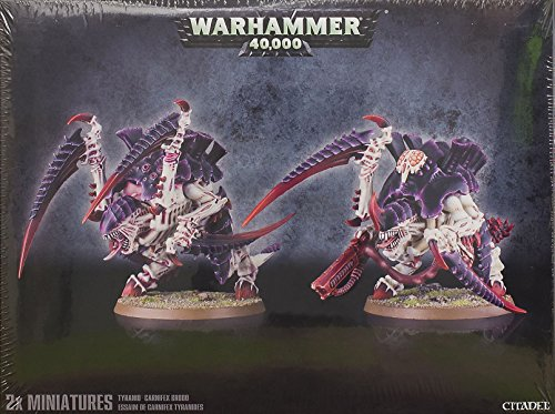 Warhammer 40,000 Carnifex Brood