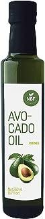 Natura Bio Foods 100% Pure Avocado Oil Naturally Refined for Cooking Cold Pressed Non-GMO Keto & Paleo Friendly 8.7 Ounce