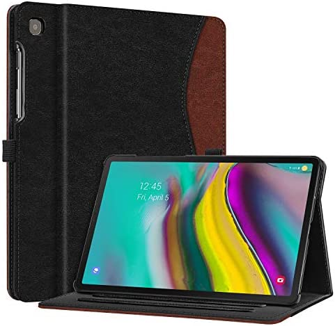 Fintie Case for Samsung Galaxy Tab S5e 10.5 2019 Model SM-T720/T725/T727, Multi-Angle Viewing Stand Cover with Pocket Auto Sleep Wake Feature, Indigo