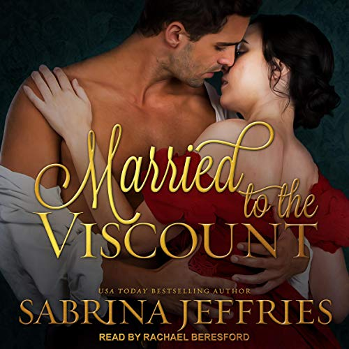 Married to the Viscount Audiobook By Sabrina Jeffries cover art