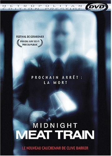 Clive Barkers Midnight Meat Train Alemania Blu-ray: Amazon ...