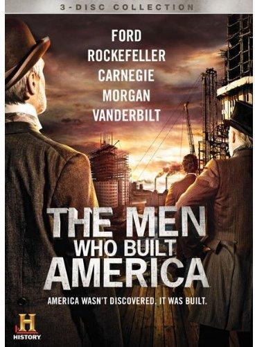 The Men Who Built America [DVD]