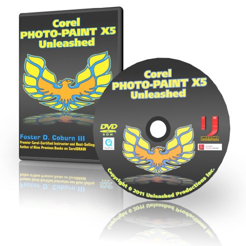 Corel PHOTO-PAINT X5 Unleashed