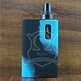 ModShield for eGrip II 2 Joyetech 80W TC Silicone Case Skin ByJojo Cover Sleeve Wrap (Blue/Black)