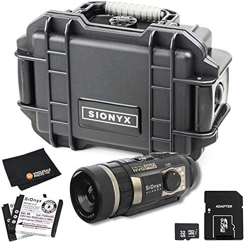 SIONYX Aurora PRO Night Vision Sports and Action Camera Includes Manufacturer Accessories 2X product image