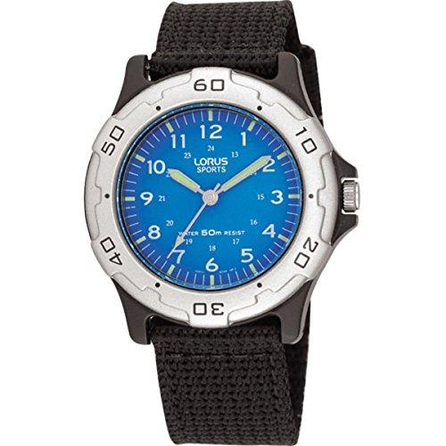 Seiko UK ltd RRS59FX9 B003CQZQJ4 - Reloj Infantil Color Negro