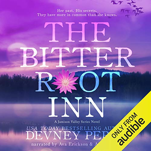 The Bitterroot Inn audiobook cover art