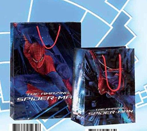 Hello Kitty Le Spider-Man Spider-Man sac cadeau 26x32cm L Mur-Chenille anniversaire célébration de Noël sac étonnante fraîcheur