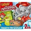 Benjamin Bluemchen: Umzugsgeschichten: Der Zoo zieht um + Abschied von Stella (38; 134)