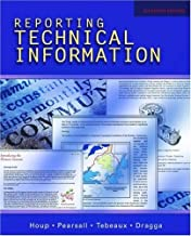 Reporting Technical Information by the late Kenneth W. Houp (2005-08-25)