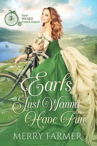 Earls Just Wanna Have Fun (That Wicked O'Shea Family Book 4) (English Edition)
