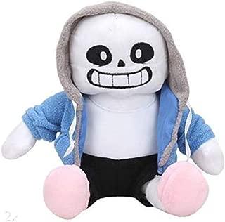 shajiahao Sans Stuffed Plush Doll 8.6