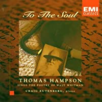 Sings the Poetry of Walt Whitman by Thomas Hampson