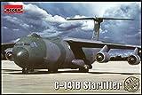 Roden ROD331 1:144 C-141B Starlifter Polar Nine One [MODEL BUILDING KIT]