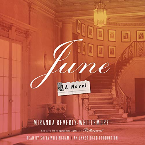 June audiobook cover art