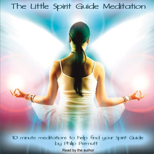 The Little Spirit Guide Meditation audiobook cover art