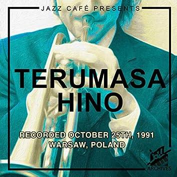 Jazz Café Presents: Terumasa Hino (Recorded October 25th, 1991, Warsaw, Poland)