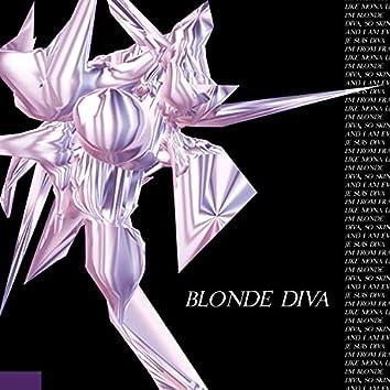 blonde diva