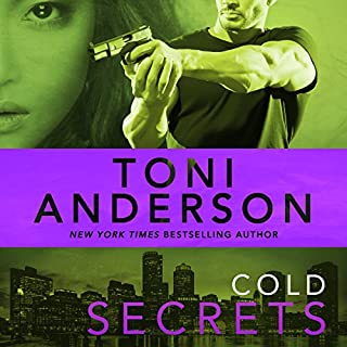Cold Secrets audiobook cover art