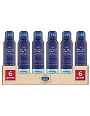 Neutro Roberts, Deodorante Uomo Spray Fresco Essenza Marina, Efficace per 48h - 6 Flaconi da 150 ml