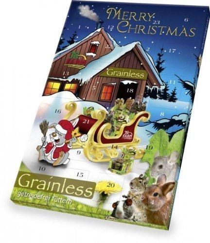 JR Farm Grainless Adventskalender für Nager