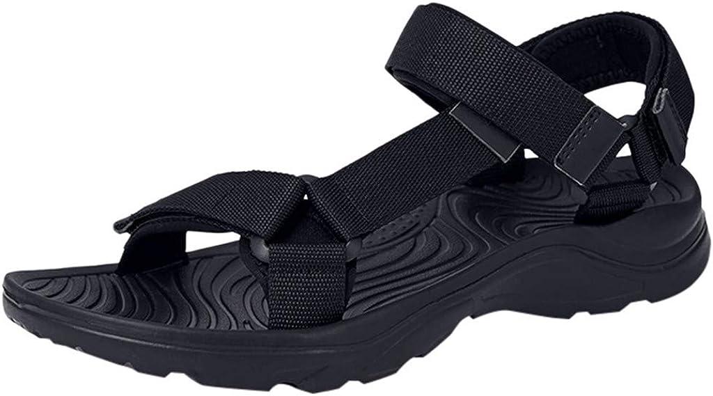 Fitzac verano zapatos para hombre casual de los hombres sandalias de playa plana 2021 al aire libre deportes acuáticos zapatos 2021 zapatos antideslizantes